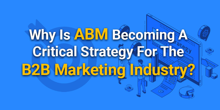 B2B ABM Marketing