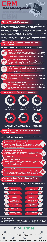 CRM Data Management
