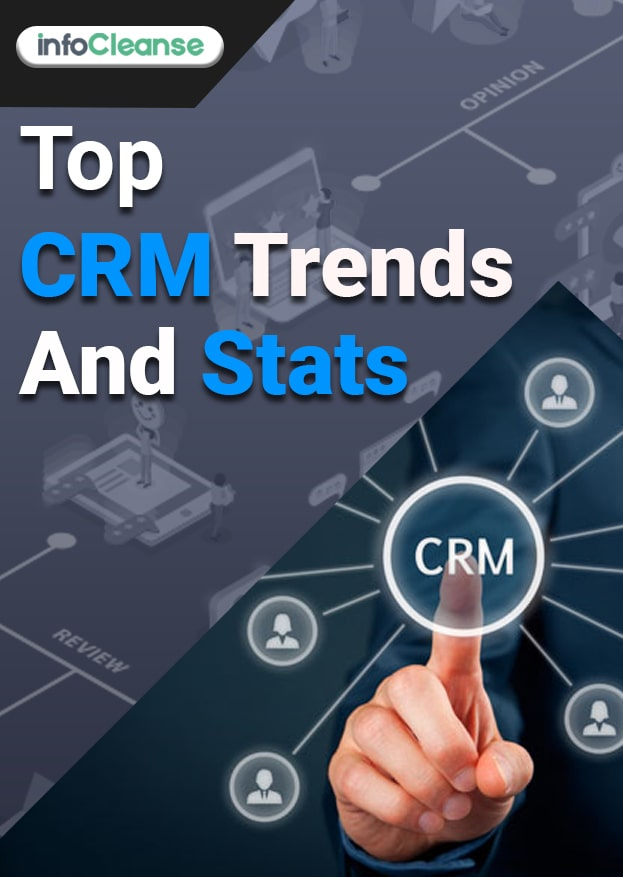 Top CRM Trends And Stats - White Paper