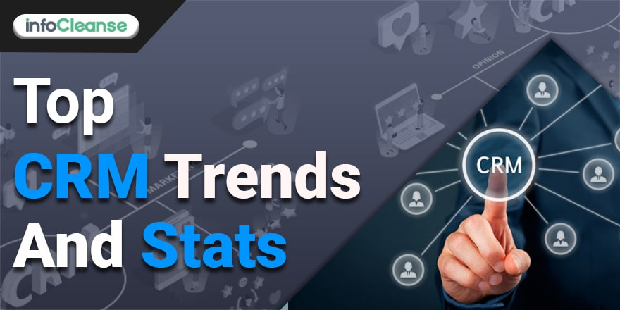 Top CRM Trends And Stats