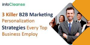 B2B Marketing Personalization