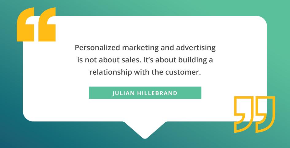 Julian Hillebrand Quote