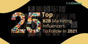 Top B2B Marketing Influencers