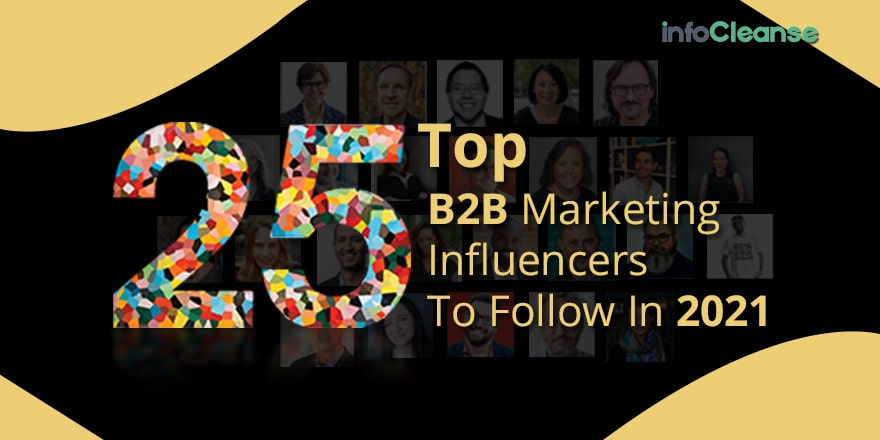 Top B2B Marketing Influencers