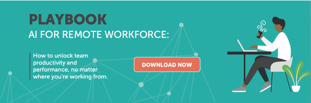 Playbook AI For Remote Workforce