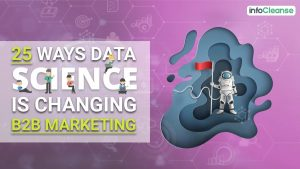25 Ways Data Science is Changing B2B Marketing-Featured Banner
