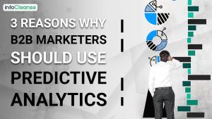 3 Reasons why B2B Marketers should use Predictive Analytics-Featured Banner