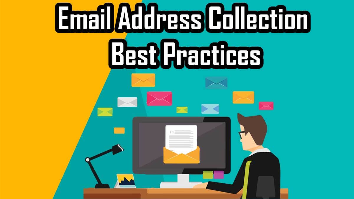Email Address Collection Best Practices Featured Banner
