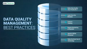 Data Quality Management Best Practices - InfoCleanse